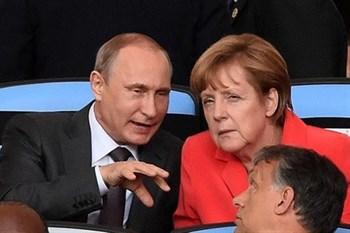 Путин и Меркель одобрили деятельность контактной группы по Украине 2466eca6ebd