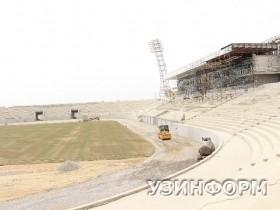Новости Узбекистана - Стадион